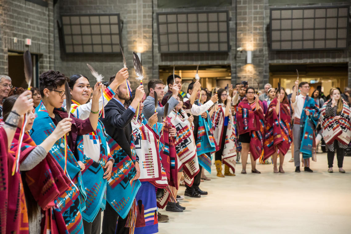 2019 Graduation Banquet and Powwow