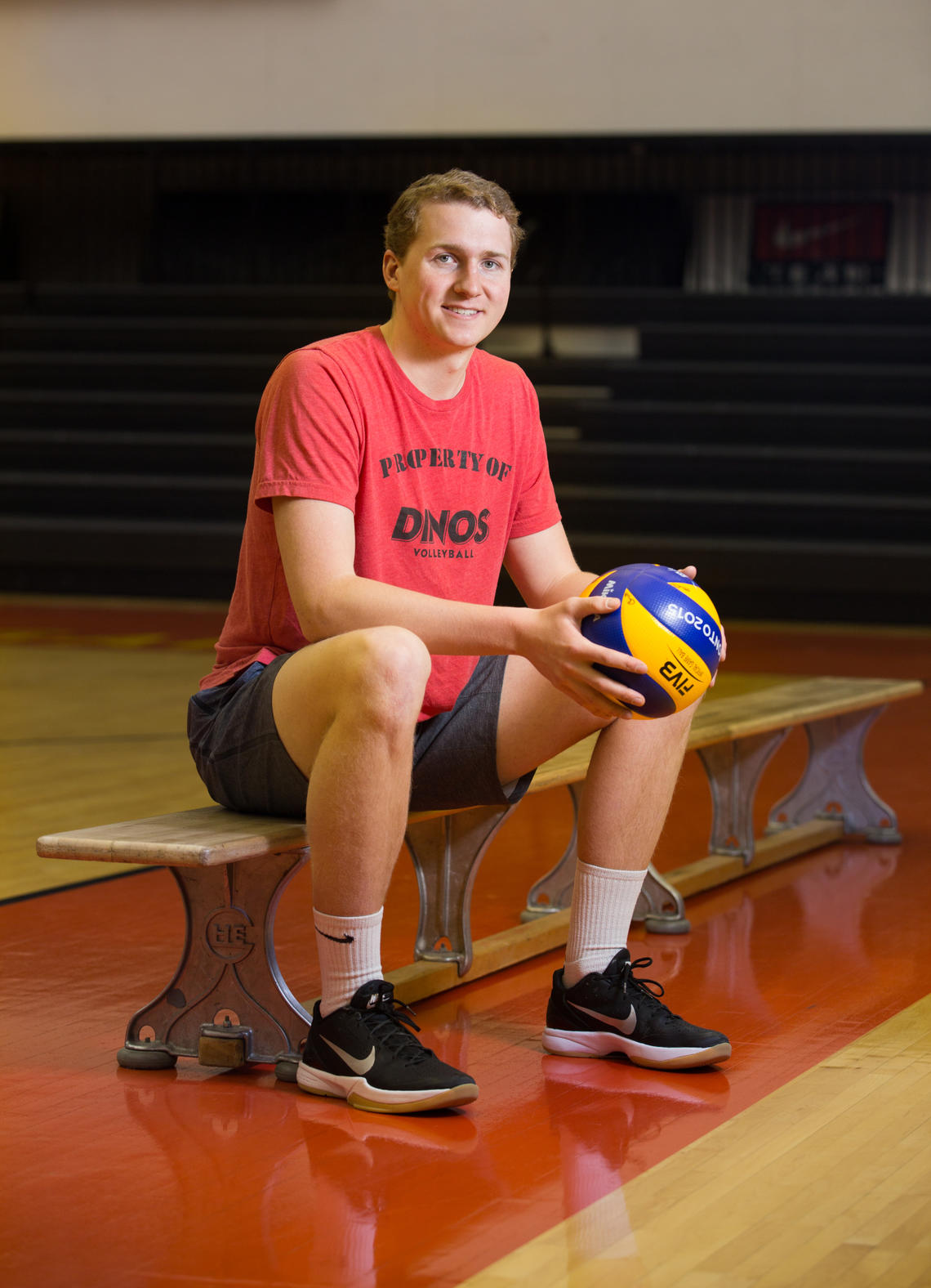 Volleyball Alberta created new safety policy in response to research by University of Calgary undergrad Derek Meeuwisse.