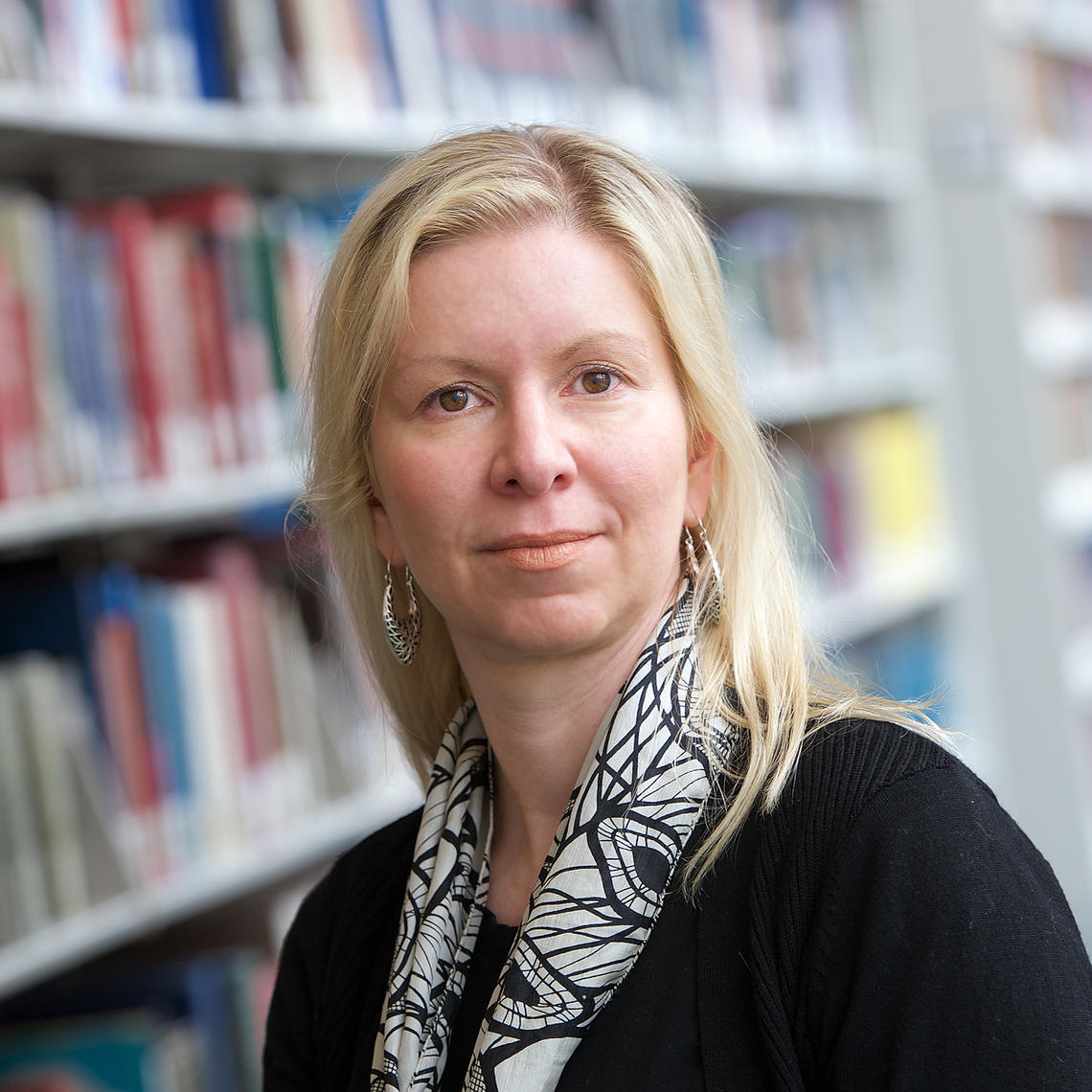 "Marina Fischer, recipient of the 2018 award for continuing and professional education, says that it is ""a true honour to receive a University of Calgary Teaching Award."""
