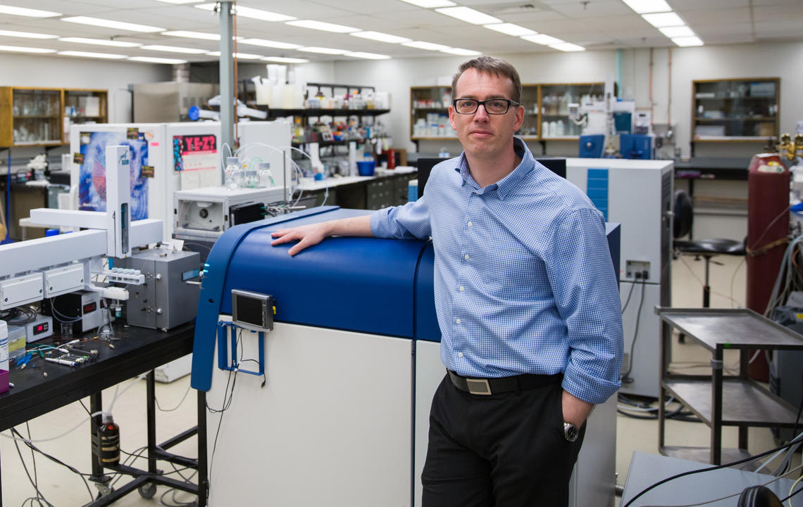 University of Calgary researcher David Schriemer has been investigating the enzymes of a species of tropical pitcher plant which show promise in assisting the human digestion of gluten linked to celiac disease.