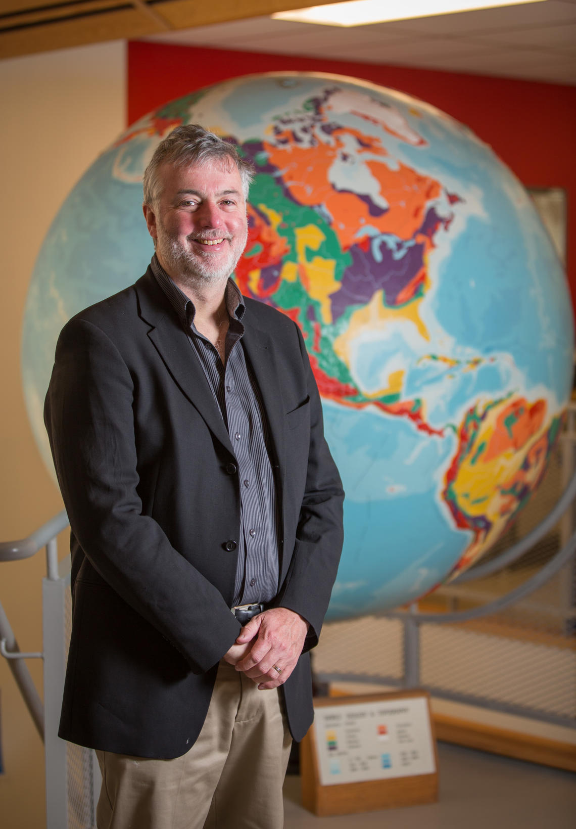 The University of Calgary's Eric Donovan says his call to Faculty of Science members to identify their strengths, their colleagues' strengths, and the faculty's capabilities yielded more than 350 responses.