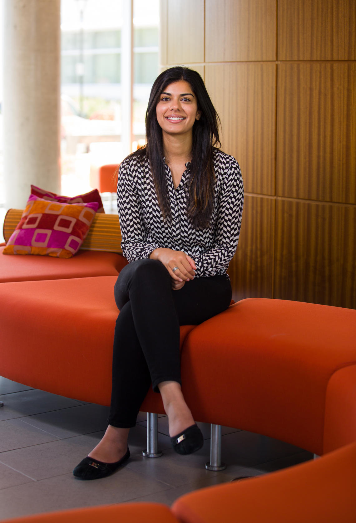 Hena Qureshi, a master's student at the Cumming School of Medicine, says three factors made a difference to their team in the competition: a great multidisciplinary team, accomplished mentors, and expertise from the outside to lean on.