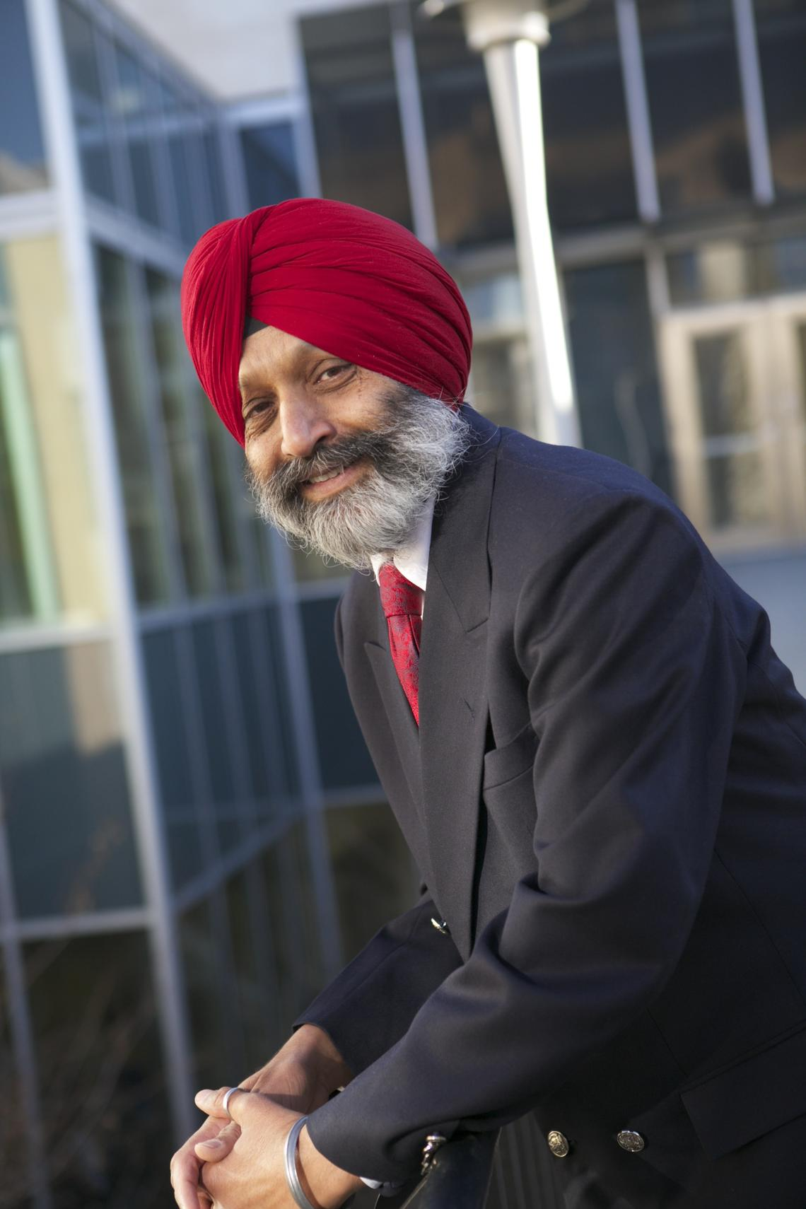 Baljit Singh's appointment as dean of the Faculty of Veterinary Medicine, University of Calgary, takes effect on Sept. 1, 2016.