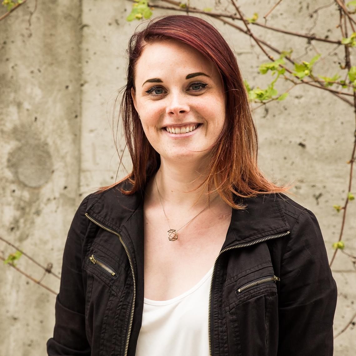 Kristine Vodon graduated with her Master's of Environmental Design from the University of Calgary's School of Architecture, Planning and Landscape.