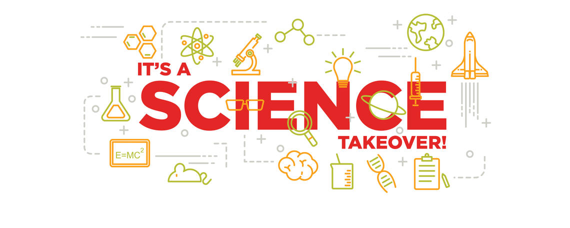 It's a Science Takeover at the Calgary Central Library on Saturday, Sept. 21.
