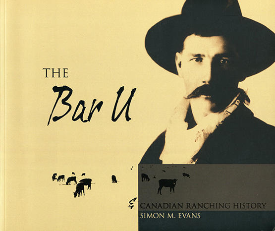 Cover image from The Bar U by Simon Evans