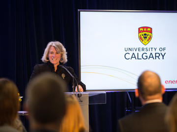 Elizabeth Cannon, University of Calgary President