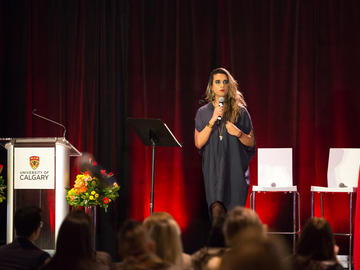 Assistant Professor, Department of English, Vivek Shraya is an acclaimed artist whose body of work includes several award-winning albums, films, and books