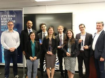 CFA Research Challenge – Prairies.