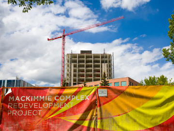 MacKimmie Tower redevelopment