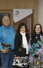 Schulich's new Indigenous Engineer in Residence