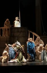 Ancient Greek ghost story brought to life by puppets and opera