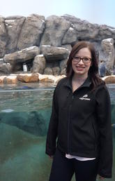Lauryn Record believes facilities such as the Calgary Zoo play an important role in supporting science literacy.