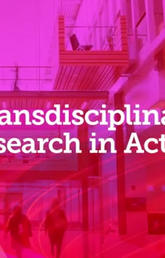 Transdisciplinary Research Banner stylized