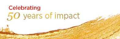 Celebrating 50 years of impact