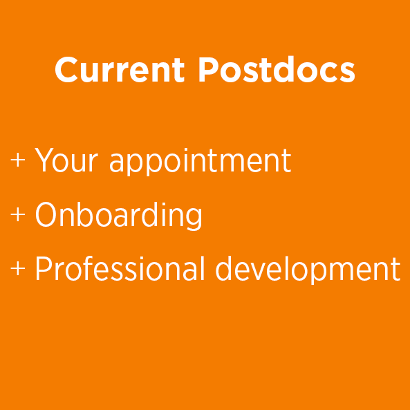 Current Postdocs